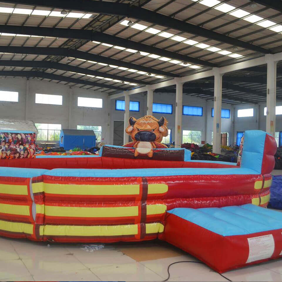 Inflatable Factory Mechanical Bull